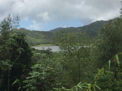 Lake Etang (freshwater)