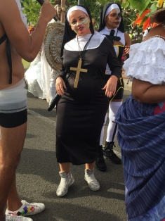 But pregnant nuns???!!